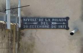 Llobregat Castellgalí, 4,5 m)