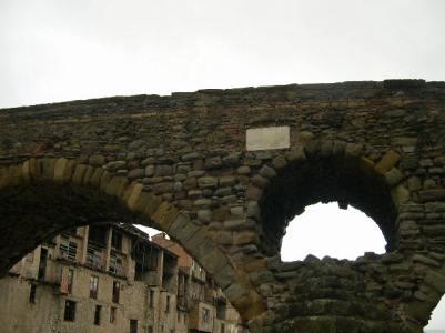El pont de Queralt. , del segle XI